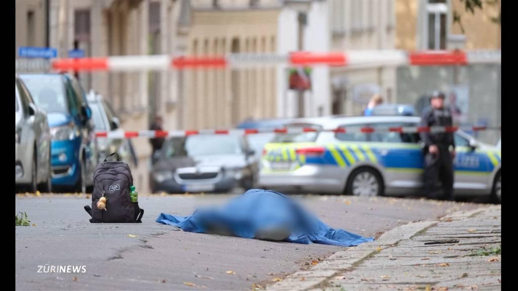 Deutschland: Todesschüsse in einer Synagoge