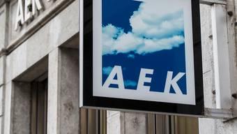Der Hauptsitz der «BKW AEK Contracting AG» befindet sich in Solothurn.