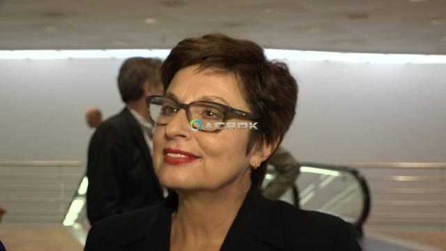 """Anita Fetz: """"Nein, ich will nicht in den Bundesrat"""""""