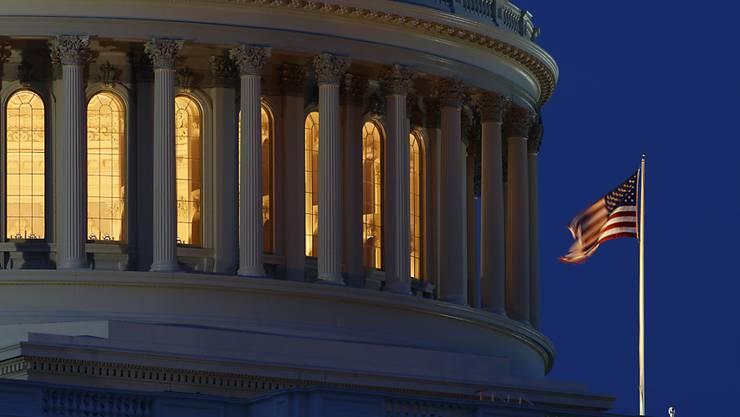 Das US-Staatsdefizit wuchs im abgelaufenen Finanzjahr auf über eine Billion Dollar an. (Symbolbild)