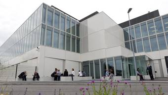 Das IBM Nanotechnology Center in Rüschlikon. (Archiv)