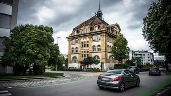 Hotel de ville in Grenchen
