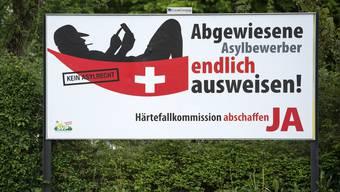 2015 stimmten die Zürcher gegen die Abschaffung der Härtefallkommission für abgewiesene Asylbewerber.
