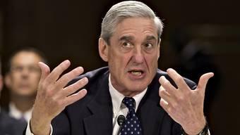 Ex-FBI-Chef Robert Mueller ermittelt nun auch gegen US-Präsident Trump.