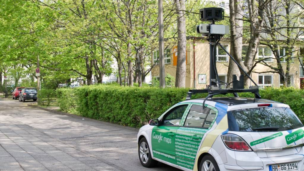 Google Street View wird 10 Jahre alt
