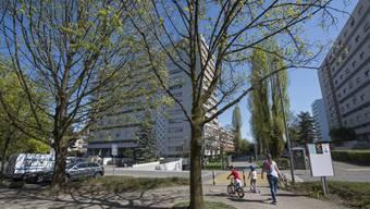 Leben im Spreitenbacher Hochhausviertel