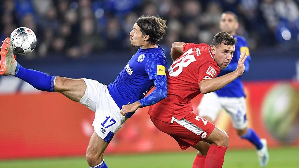 Schalke mit spätem Siegestor gegen Mainz