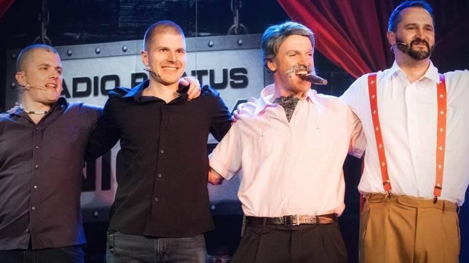 Comedy Night mit «Igi, Wicki und Twinlikes»
