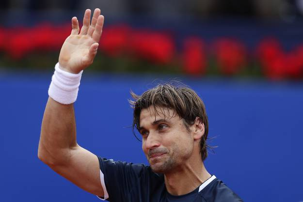 David Ferrer (Spanien): 13 Titel.