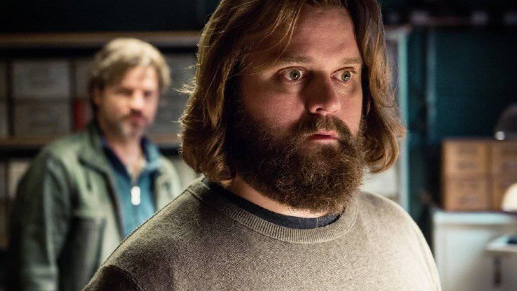 Antoine Monot Jr. im «Tatort» «Ihr werdet gerichtet» (Bild SRF).
