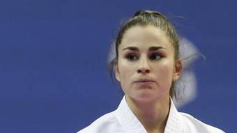 Elena Quirici hat seit sieben Monaten keinen Wettkampf mehr bestritten.