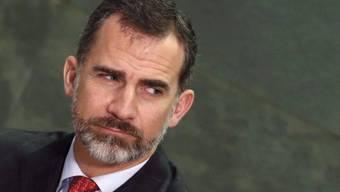 Spanier können jetzt mit ihrem König bezahlen (Archiv)