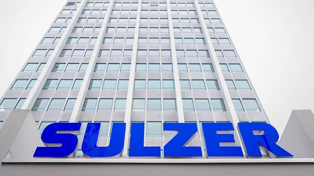 Sulzer-Aktionäre stimmen über Trennung von APS ab