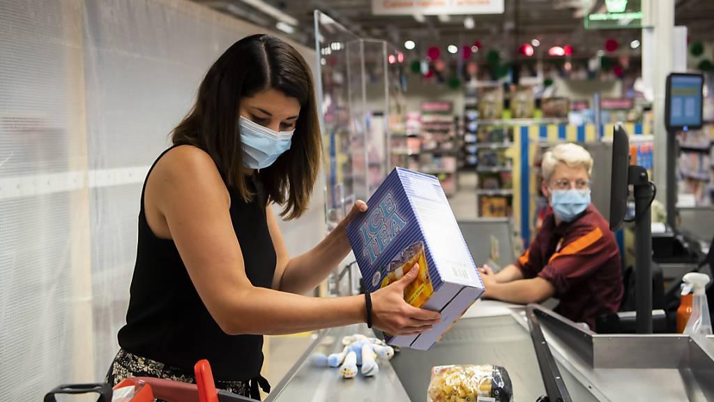 Maskenpflicht in Luzerner Läden wird nicht verboten