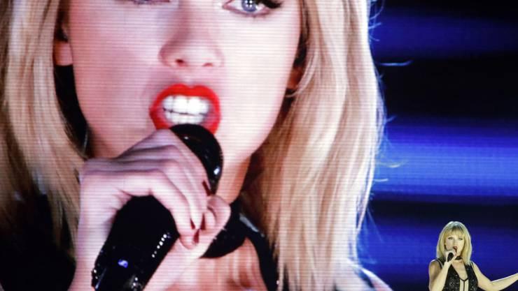 Reich, reicher, Taylor Swift: Der US-Popstar hat dieses Jahr 170 Millionen Dollar verdient. (Archivbild)