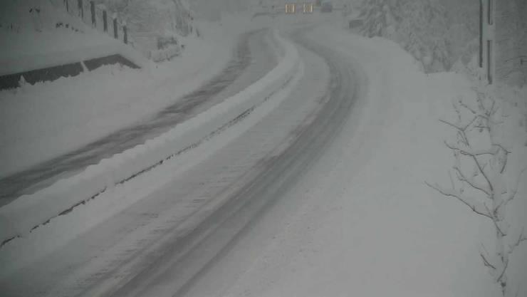 Webcam des Gotthard-Strassentunnels