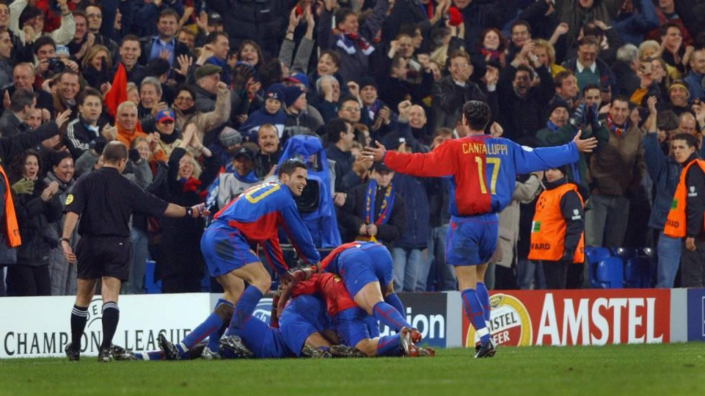 Basels verrücktes 3:3 gegen Liverpool steht zuoberst