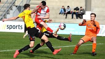 Der FC Solothurn ist einen Schritt näher am Ziel: Die Aufstiegsrunden.