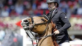 Stärkster Schweizer in Falsterbo: Fabio Crotta auf Rubina