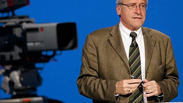 Armin Walpen tritt Ende 2010 in den Ruhestand (Archiv)