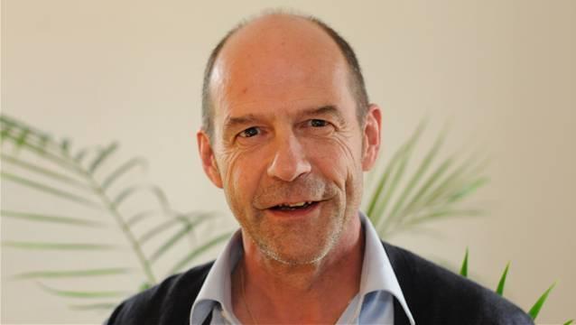 Heinz Binder, Musiker und Dirigent aus Leidenschaft.