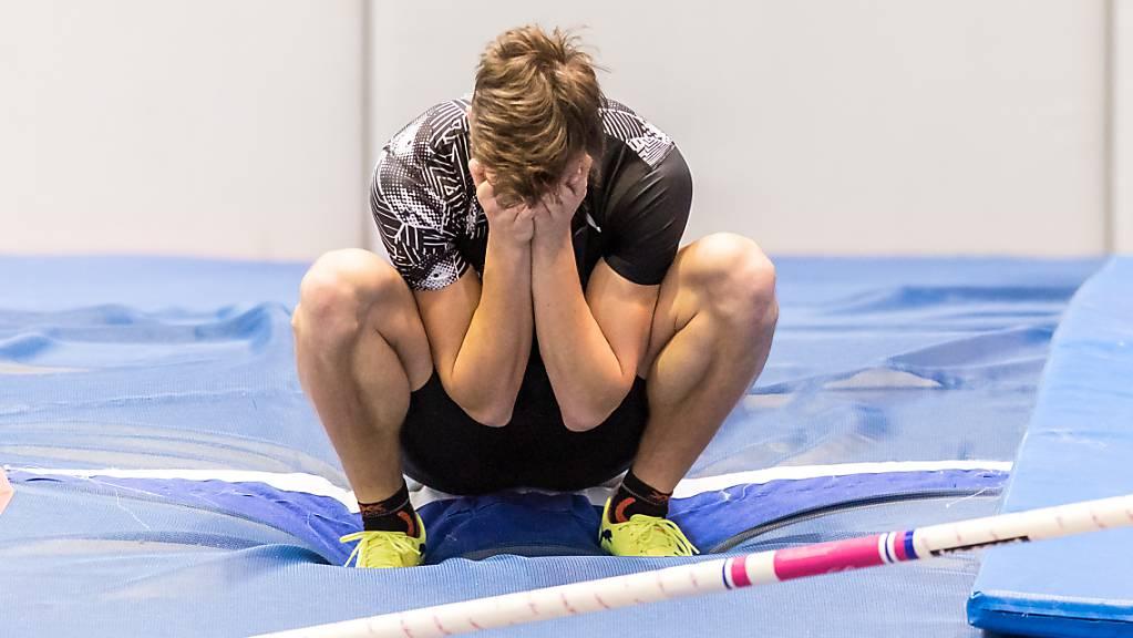 Der Frust sitzt tief: Simon Ehammer wird die Olympischen Spiele in Tokio verpassen.