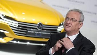 Martin Winterkorn droht wegen des Diesel-Skandals Ungemach.