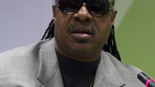 Stevie Wonder will bessere Bedingungen für Blinde schaffen