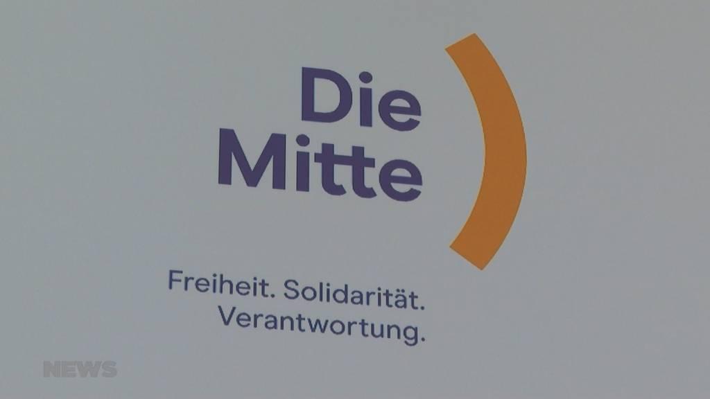 Neues Logo und neuer Name: Die CVP will sich neu «Die Mitte» nennen
