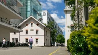 Erlebt die Folgen des Niedergangs von General Electric: Standort in Baden.