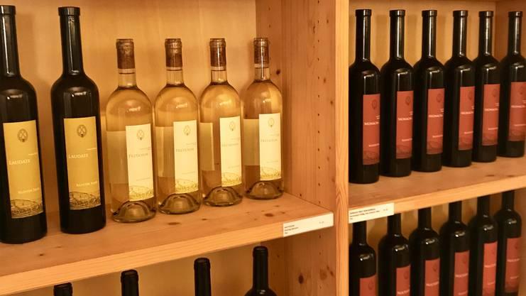 Das Limmattal bietet eine überaus erfolgreiche Weinbautradition.