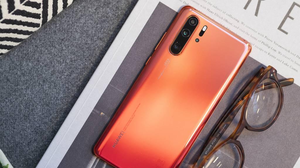Huawei P30 Upload 24 zwei