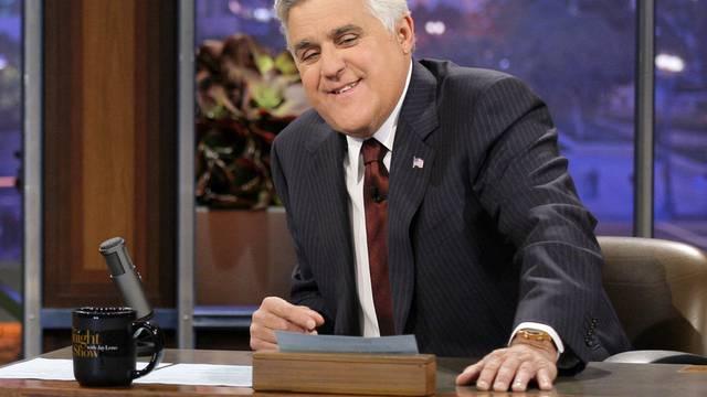 """Jay Leno moderiert die """"Tonight Show"""" seit 1992 (Archiv)"""