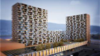 «Tivoli Garten»: Das Grossprojekt in Spreitenbach ist bewilligt
