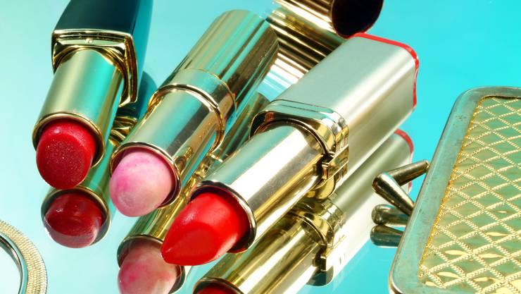 Die Diebesbeute: Kosmetika und Parfums im Wert von über 1'000 Franken. (Symbolbild)