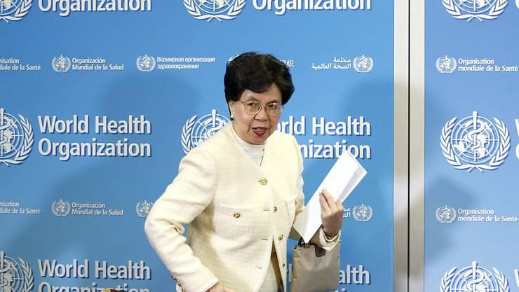 Nach mehr als anderthalb Jahren hebt die WHO den weltweiten Ebola-Notstand auf. Mehr als 11'000 Menschen starben nach der Infektion mit dem Virus.