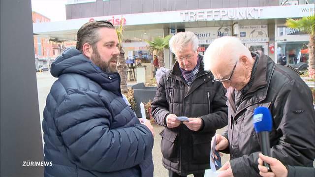 Regierungsratskandidaten Vogel und Neukom bei Wählern unbekannt