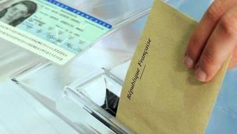 Französische Parlamentswahl hat in der Schweiz schon stattgefunden (Symbolbild; Archiv)