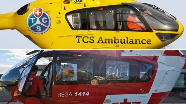 TCS oder Rega – Wer soll fliegen?