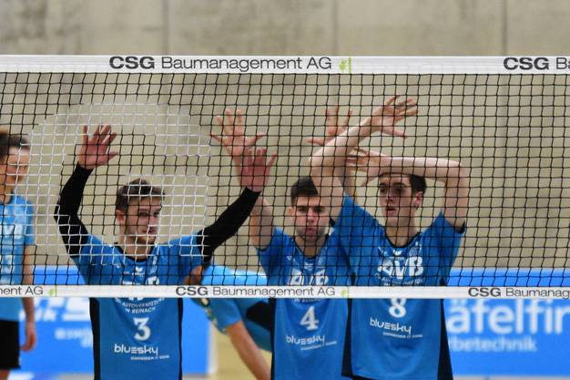 Zweimal Volleyball, einmal Basketball gibt es an diesem Wochenende im Regiosport.