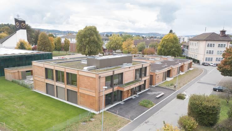 Kindergarten und Tagesstrukturen in Rohr: das derzeit neuste Betreuungsangebot in Aarau.