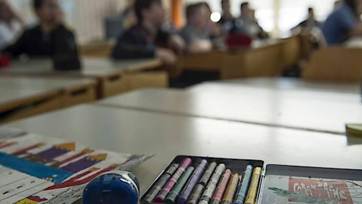 Schwierige Eltern: Lehrer erhalten nun einen Ratgeber in die Hand. (Symbolbild)