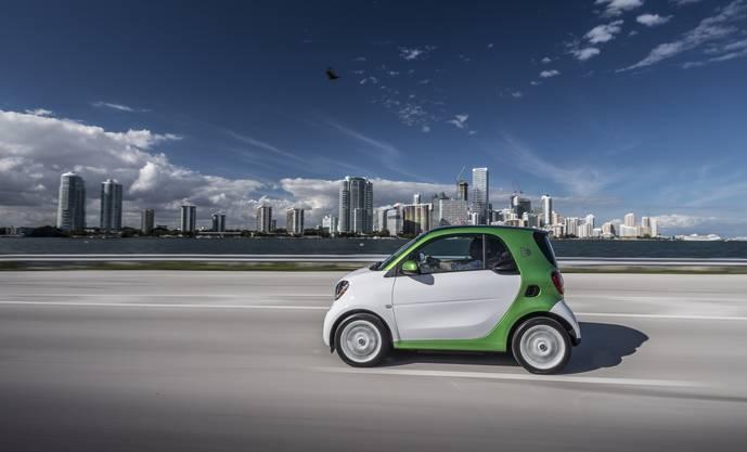 Smart electric drive (2017)