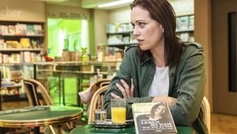 Tanja Gutmann hat ein Buch geschrieben, in dem sie erzählt, wie sie einen Hirntumor bewältigt hat.