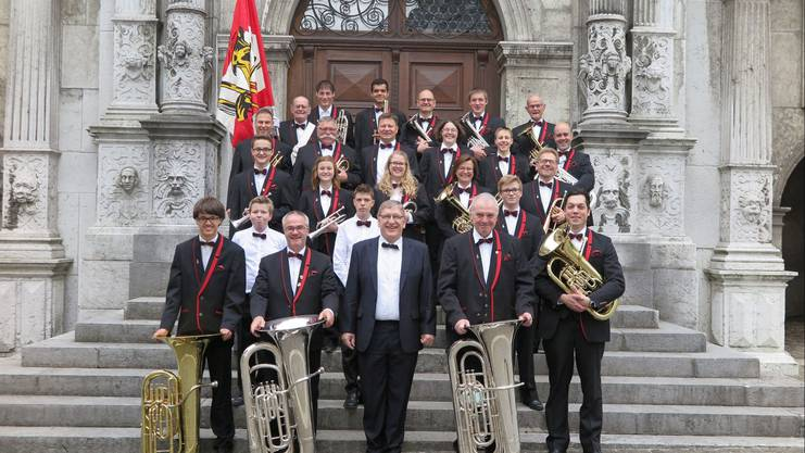 Die Brass Band Solothurn