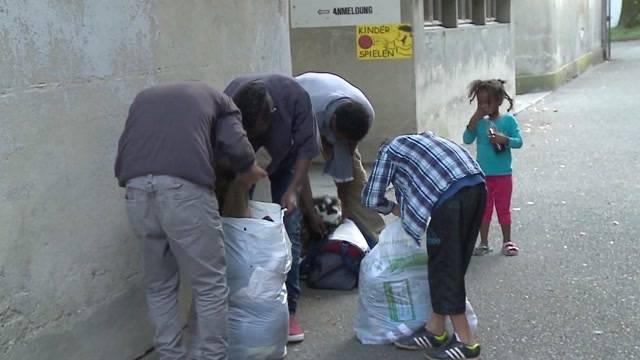 Wie hilfsbereit sind die Aargauer gegenüber Asylbewerbern?