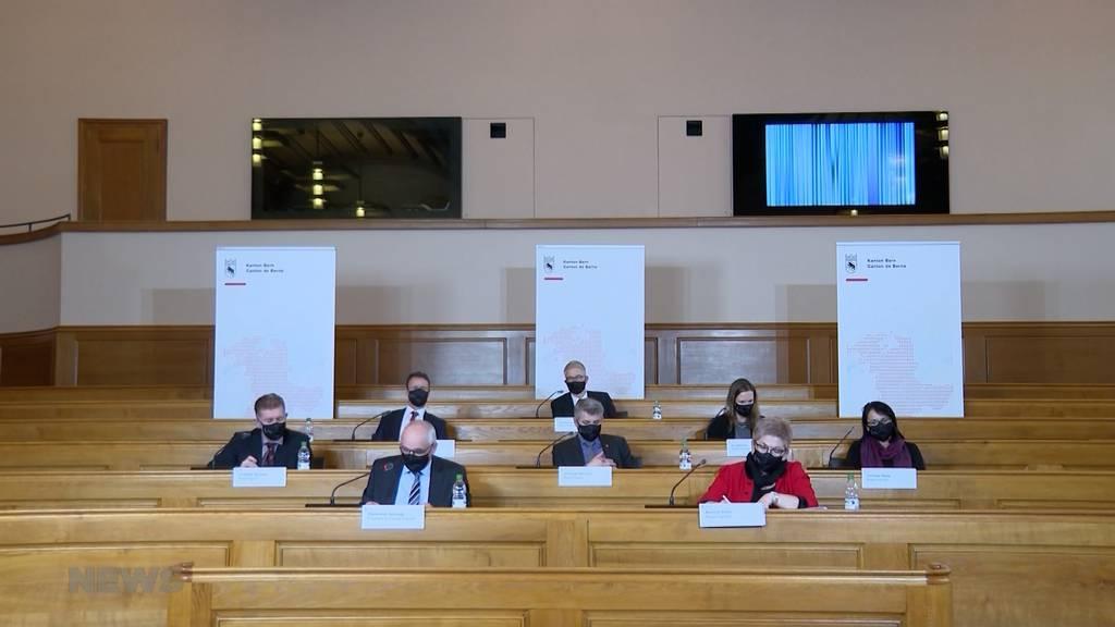 Berner Regierungsrat zieht positive Bilanz vom Corona-Jahr 2020