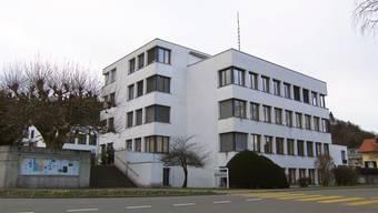 Zu klein geworden: Das Gemeindehaus Spreitenbach.