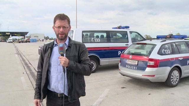 Aus Ungarn: Flüchtlingswelle reist nicht ab