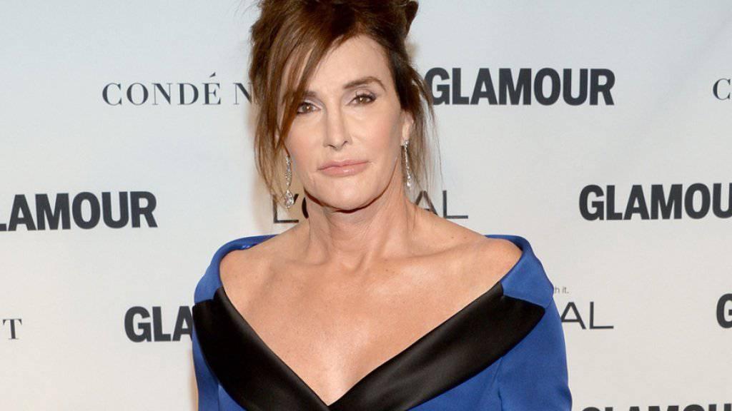Erst interessierte ihre Umwandlung von einem Mann in eine Frau Millionen Zuschauer, nun wird die TV-Sendung wegen schwindendem Interesse abgesetzt: Caitlyn Jenner. (Archivbild)